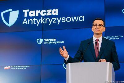 Premier: 5000 zł dotacji dla jednoosobowych firm poszkodowanych przez Covid-19