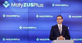 Rząd przyjął projekt ustawy mały ZUS Plus