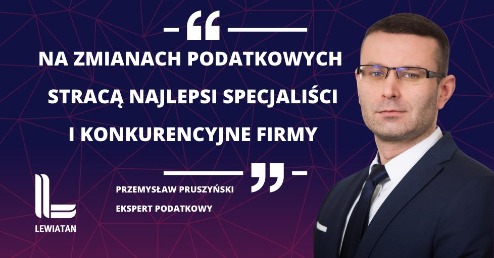 Polski Ład to historyczna podwyżka podatków