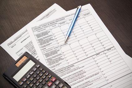 PIT-40 a PIT-4R i nadpłaty lub niedopłaty