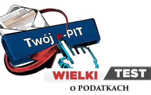 Wielki Test o podatkach TVP