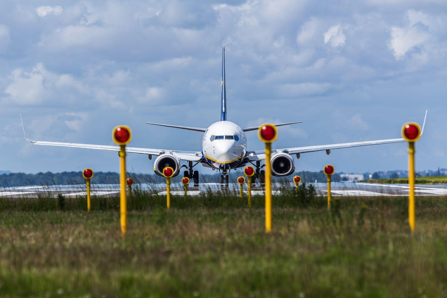 Całe lotnisko zwolnione z podatku od nieruchomości