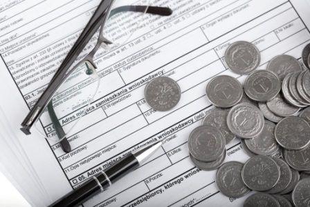 Zapłać niedopłatę podatku PIT za 2014 rok