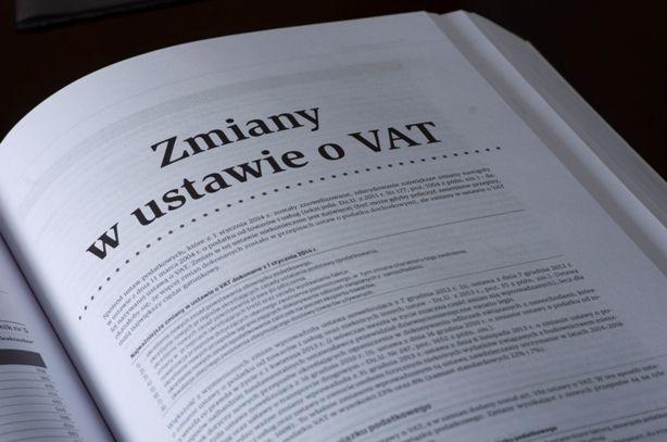 Rząd przyjął projekt zmian w VAT