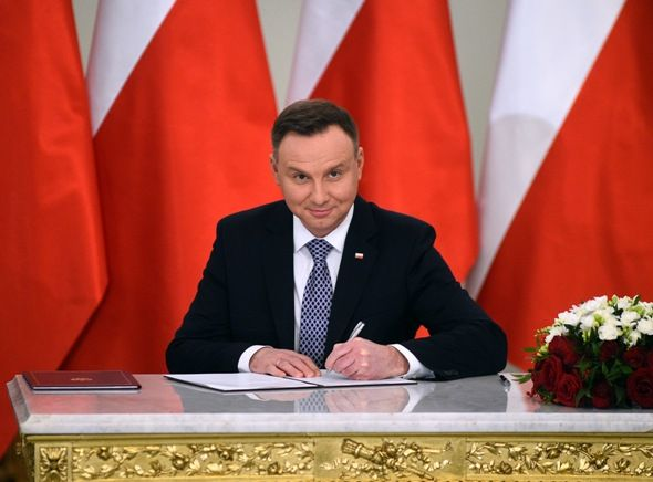 Prezydent podpisał ustawę o kasach fiskalnych online