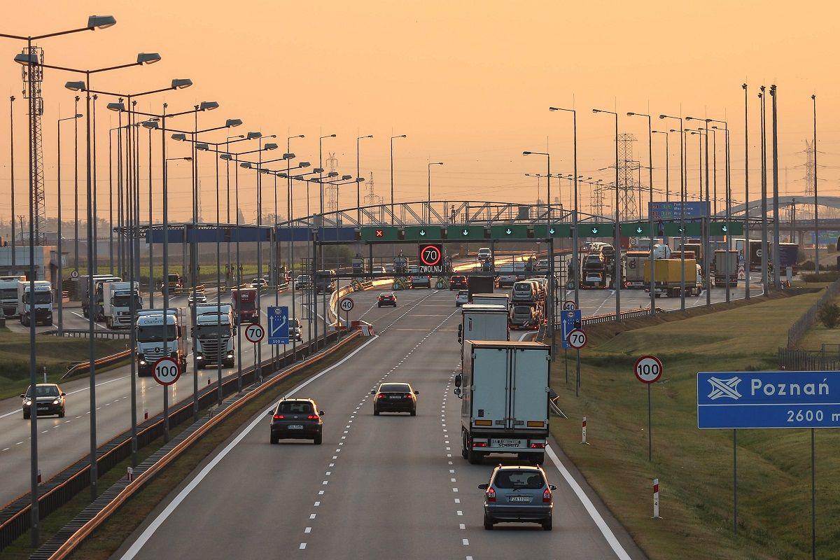25% zniżki dla przewoźników zarejestrowanych w e-Toll na przejazdy autostradą