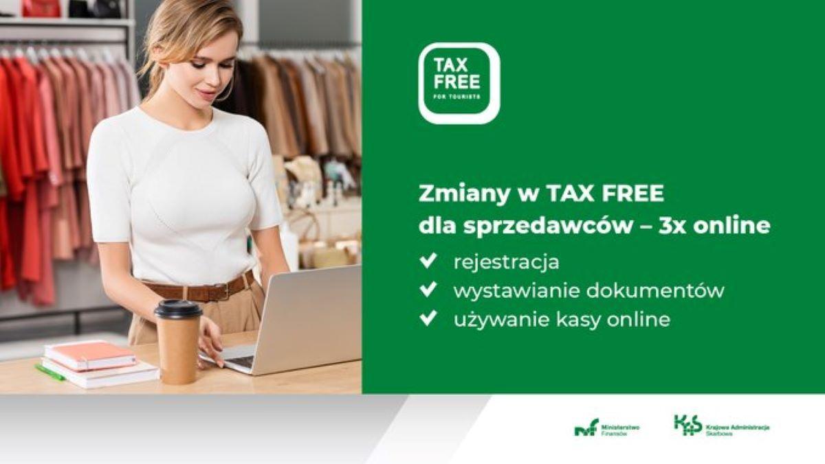 TAX FREE - nowe obowiązki