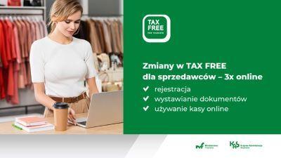 MF przypomina: jeśli sprzedajesz w systemie TAX FREE nie zapomnij o rejestracji