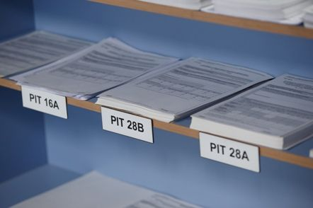 PIT-28 a podatek za grudzień - kłopot z polami w deklaracji dla ryczałtowców