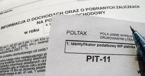 Informacja PIT-11 składana za 2019r.