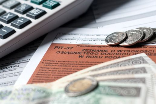 Na jaki nr konta wpłacić brakujący podatek z PIT?