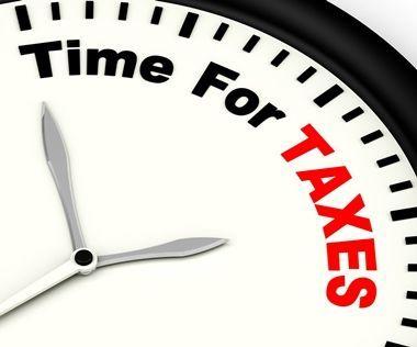 Pierwsza rata podatku od nieruchomości do 15 marca