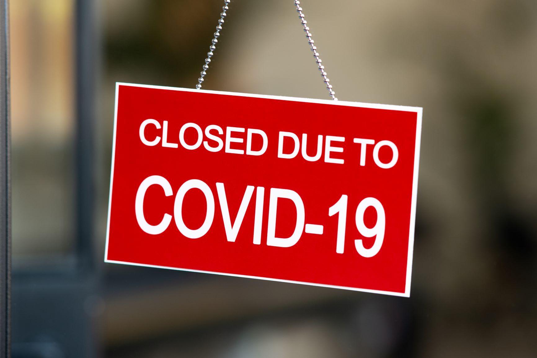 Zakaz prowadzenia działalności gospodarczej wynikający z COVID-19 a odliczenie VAT z faktur zakupowych