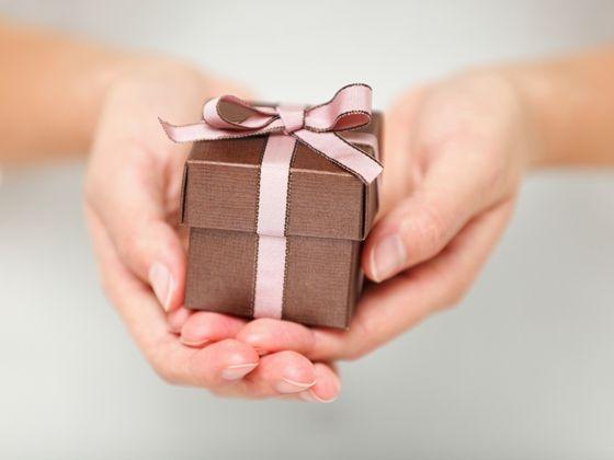 Gratisy, podarunki - Przychody