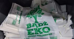 Rozliczanie opłaty recyklingowej za torby foliowe