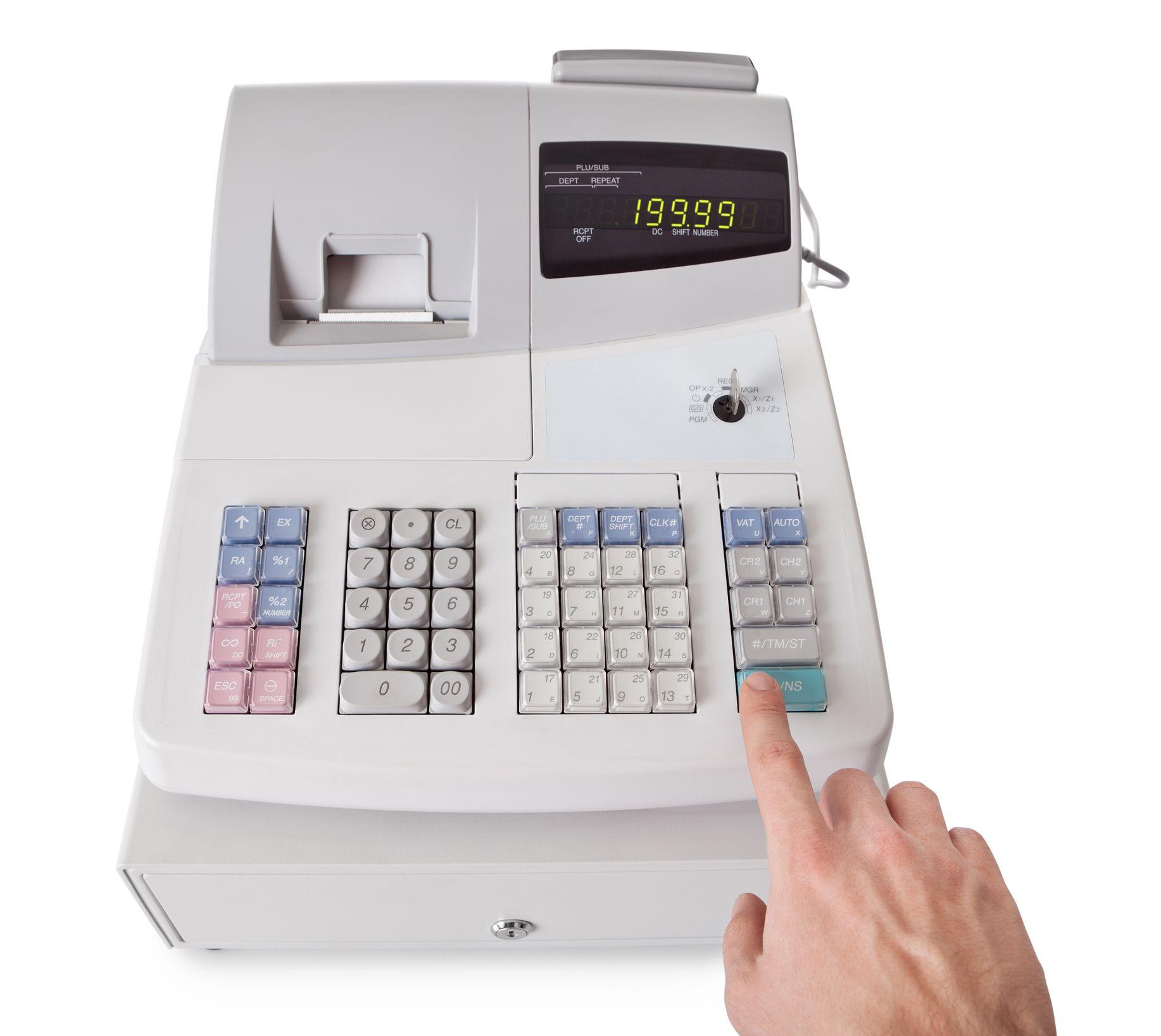 Kary za brak terminali płatniczych przy kasach fiskalnych