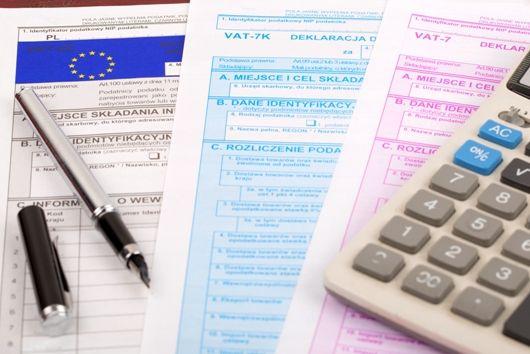 Opublikowano nowe wzory deklaracji VAT-7 i VAT-7K na 2019 rok wraz z objaśnieniami