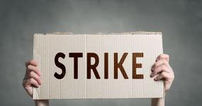 Strajk ostrzegawczy urzędników skarbówki