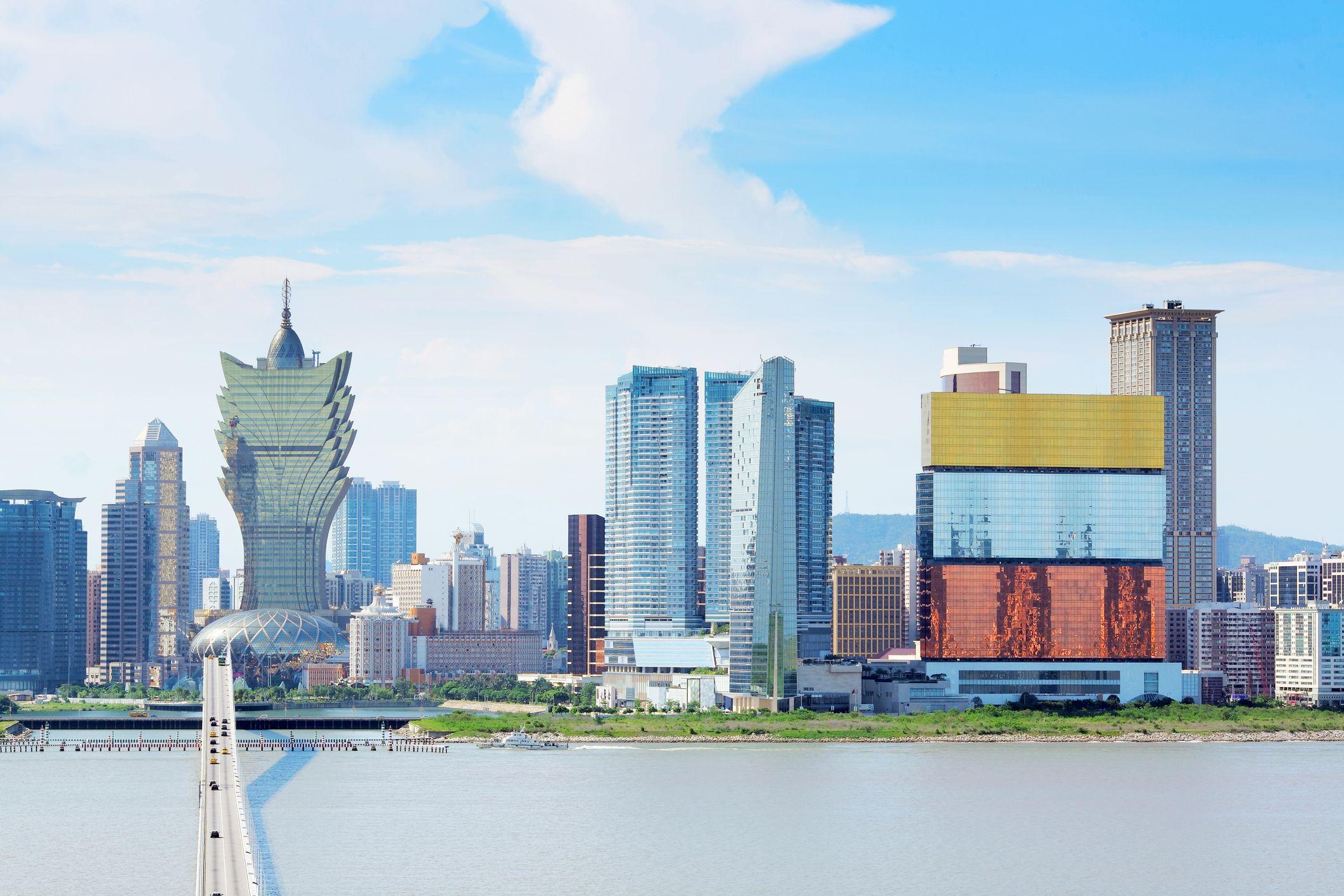 Optymalne wakacje w raju: Makau