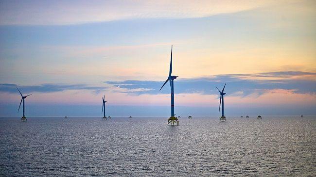 Podatek od morskich farm wiatrowych