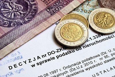Obowiązek zapłaty podatku od nieruchomości. I rata podatku do 15 marca 2021 r.