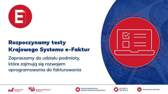 e-faktury - testy