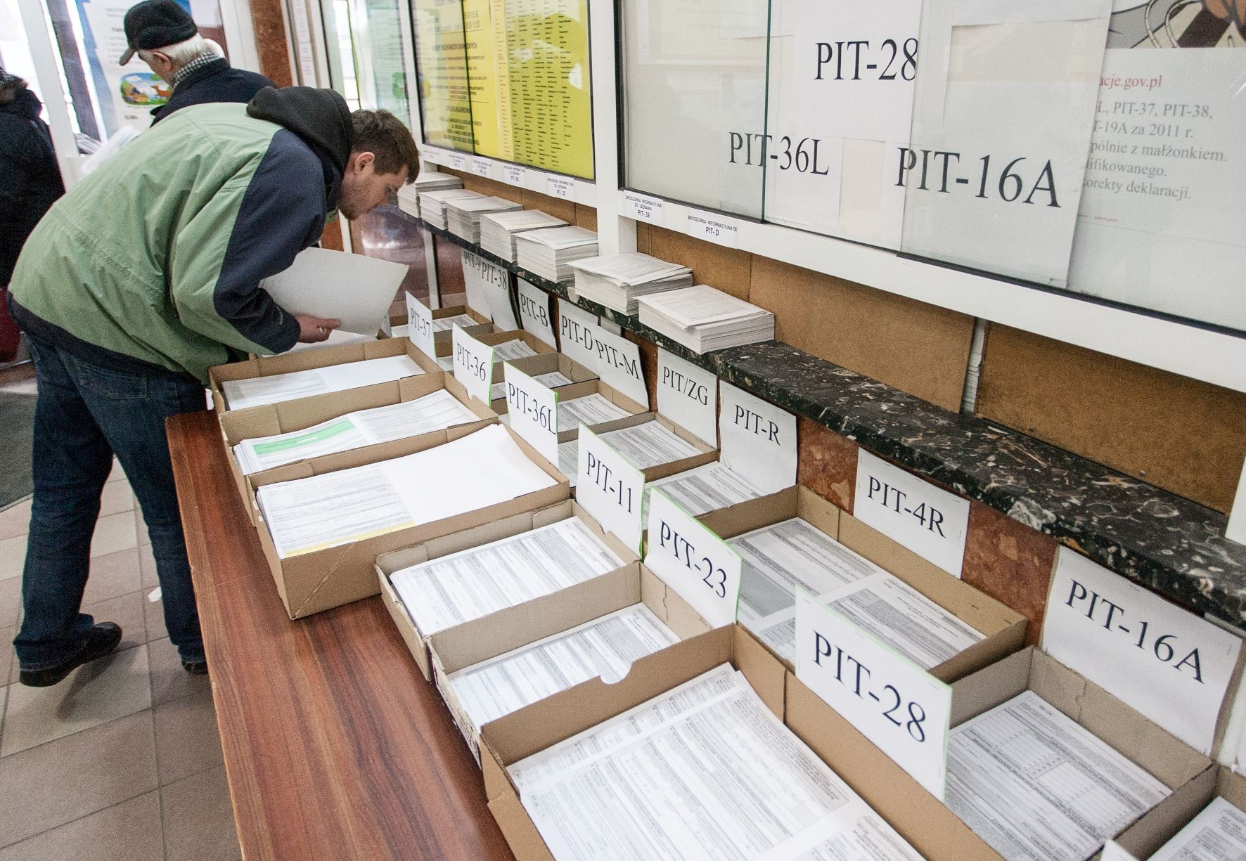 Od 17 kwietnia nowe wzory dokumentów TPR-P i TPR-C - PIT.pl