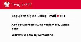 Twój e-PIT już działa. Ministerstwo Finansów chwali nową usługę