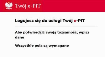 Twój e-PIT: Ministerstwo Finansów chwali nową usługę