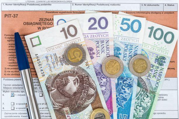1 proc. podatku z PIT to 907 milionów złotych dla OPP