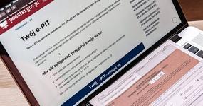 Ponad 4 mln podatników pozwoliło, by fiskus rozliczył ich PIT