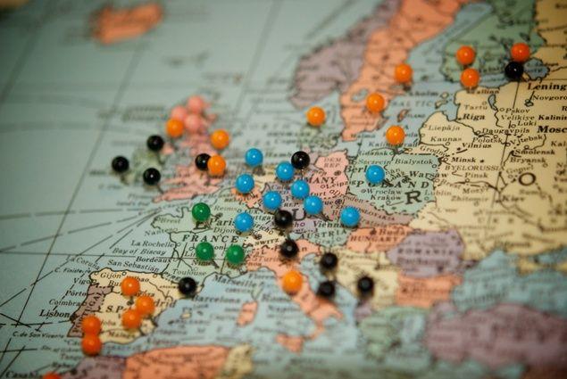 Do którego kraju najczęściej delegowani są polscy pracownicy?