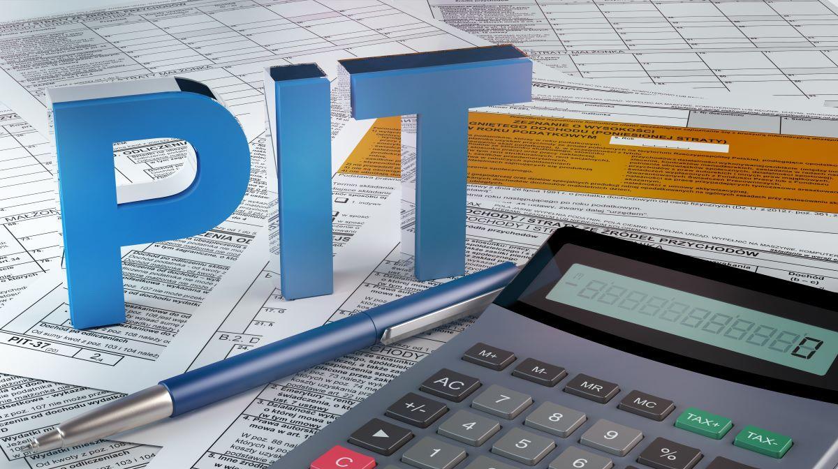 PIT-36 - roczne rozliczenie dochodów z działalności gospodarczej