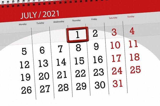 zmiany w podatkach od 1 lipca 2021 r.