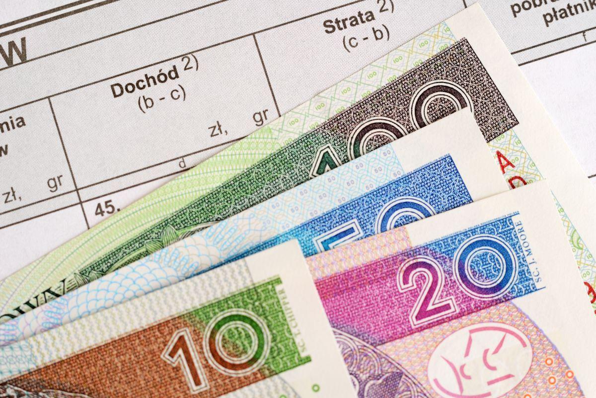Niedopłata PIT na mikrorachunek