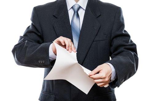 Tryby rozwiązania umowy opracę