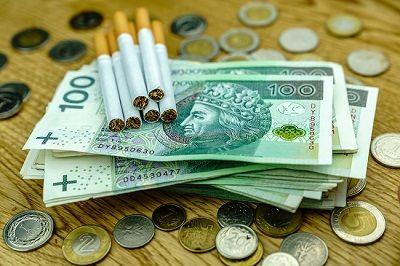 Od 2022 r. wzrośnie akcyza na wyroby tytoniowe i alkoholowe