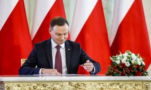 Prezydent podpisał nowelizację ustawy z pakietem VAT e-commerce