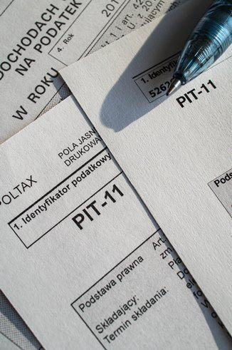 Wynagrodzenia ze wspólnoty mieszkaniowej - bez PIT-11, kłopot z deklaracją PIT