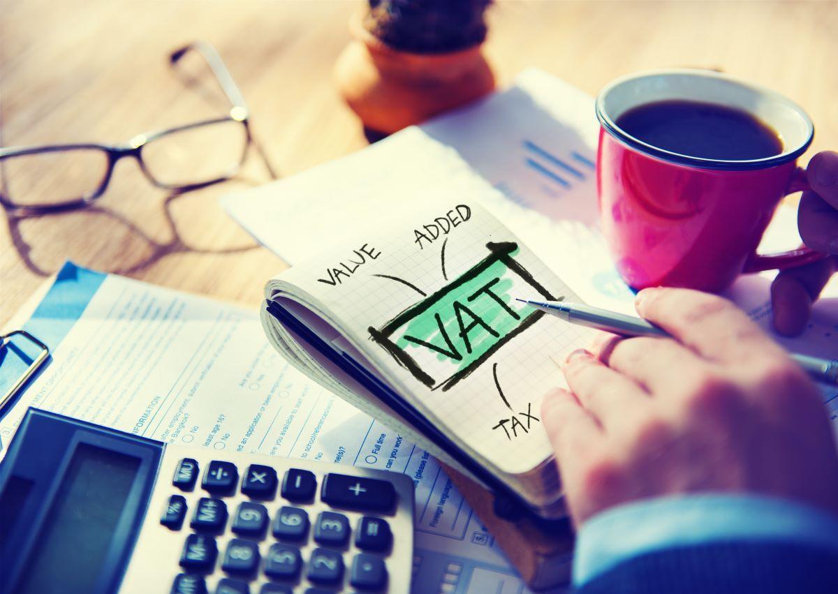 Stawki podatku VAT 2020