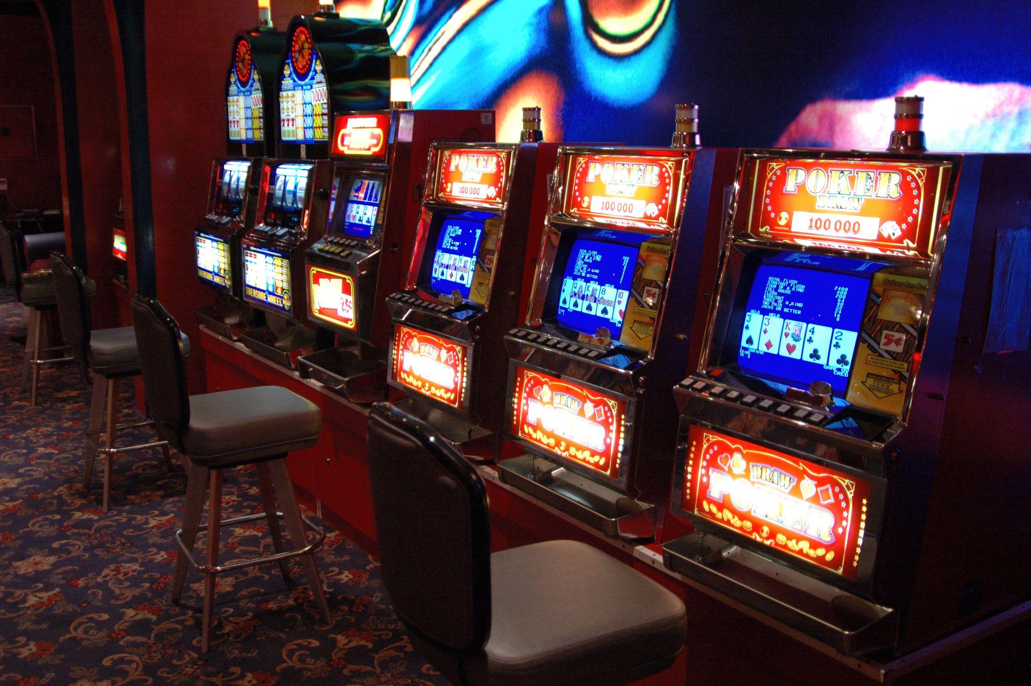 Prywatni przedsiębiorcy nie mogą urządzać gier na automatach