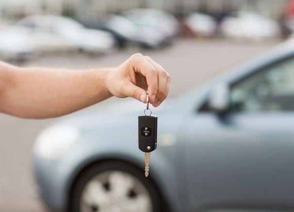 Prywatna sprzedaż auta przez przedsiębiorcę