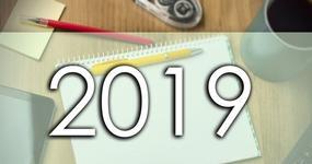 Wymiar czasu pracy w 2019 roku