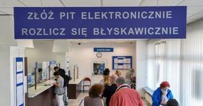 Twój e-PIT w sobotę 16 marca w galerii handlowej
