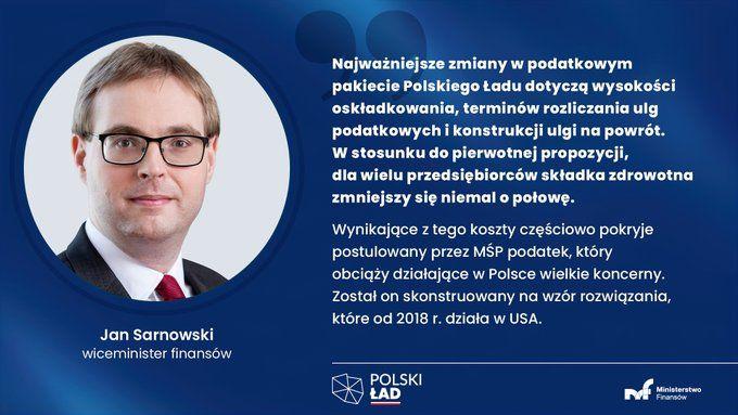 Dłuży termin na zapłatę ZUS. Polski Ład