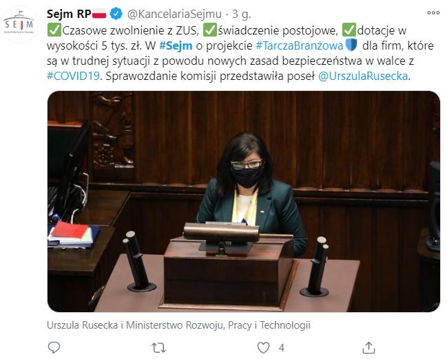Sejm - Tarcza 6.0