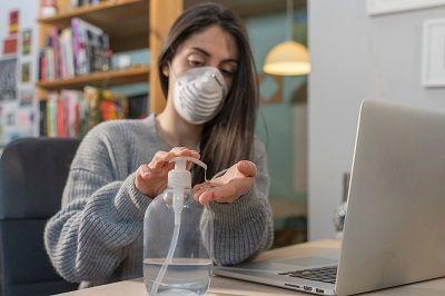 Koronawirus: Praca zdalna podczas izolacji pracownika