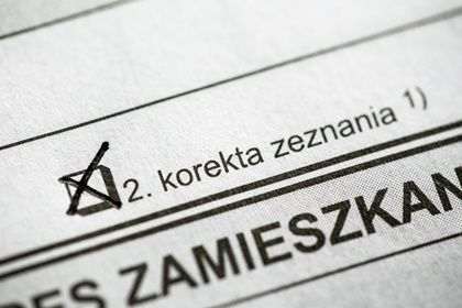 Korekta deklaracji możliwa nawet w trakcie kontroli podatkowej