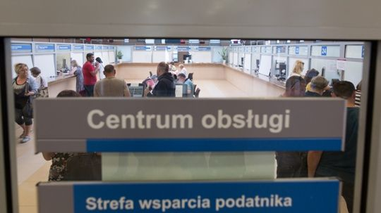 Urzędy skarbowe - tak jak ZUS - zamknięte od dziś dla petentów