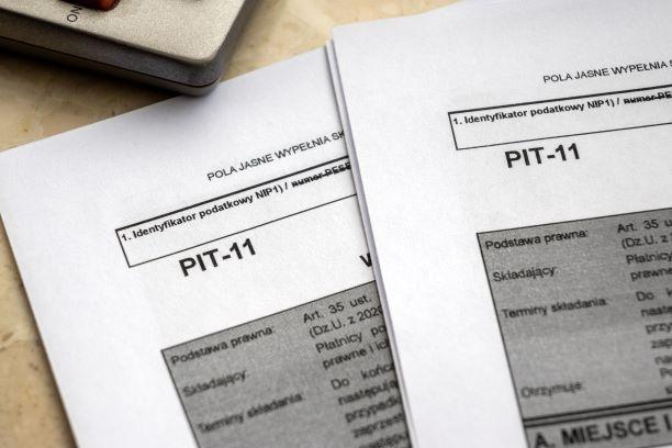 Co zrobić, gdy nie dostałem PIT-11?